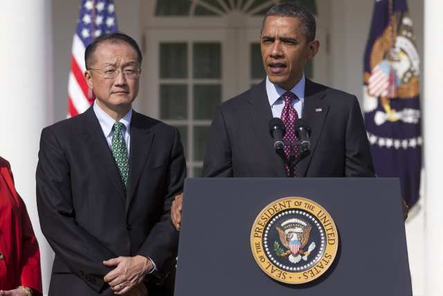 Obama Nominates Dartmouth College President Jim Yong Kim As World Bank President
